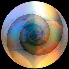 fibonacci mandala | Les mandalas, la numérologie, le nombre d'or et la suite de Fibonacci ...