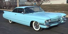 Classic Cars of the 1960s | 1960 Cadillac