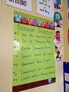 ClassDojo Stories: PBIS and decoration ideas...wonder how I could change this to work for my class.
