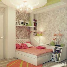 Casa - Decoração - Reciclados: Quartos de Garotas - Lindos e Inspiradores