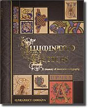 The Bible of Illuminated Letters: A Treasury of Decorative Calligraphy (Quarto Book): Margaret Morgan, Rosemary Buczek: Amazo. Calligraphy Letters, Typography Letters, Hand Lettering, Medieval Manuscript, Medieval Art, Illuminated Letters, Illuminated Manuscript, Illustration Art Nouveau, Illumination Art