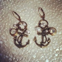 Nautical earrings only $18!! Great for any Delta Gamma!!