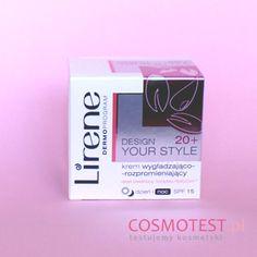 Lirene, Design Your Style 20+, Krem wygładzająco-rozpromieniający