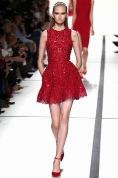 Elie Saab S/S 2014 ready-to-wear collection