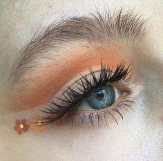 eye makeup eye shadow make up beauty beauté Makeup Goals, Makeup Inspo, Makeup Inspiration, Makeup Tips, Beauty Makeup, Makeup Ideas, Hair Beauty, Cute Makeup, Pretty Makeup