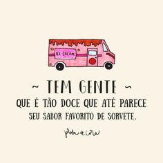 Na verdade é sim 🖤 Ice Cream Logo, All You Need Is Love, Powerful Women, Self, Inspirational Quotes, Positivity, Messages, Lettering, Motivation