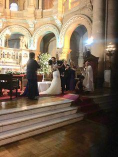 Coro matrimonio en iglesia los sacramentinos en Santiago centro.  Músicos para ceremonias Música para matrimonios Santiago de Chile.