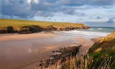 Polly Joke on the north Cornish coast between Crantock and Holywell Bay. Photograph: Alamy