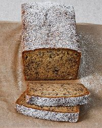 Old-Fashioned Banana Bread Recipe on Food & Wine