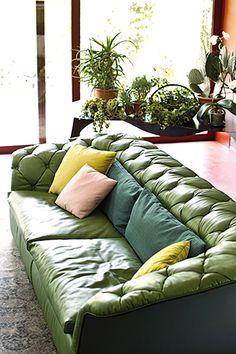just beautiful... Bohemian By Moroso | Hub Furniture Lighting Living
