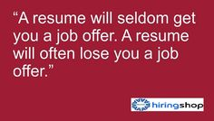 A #resume is the source to present yourself in front of interviewer…..But now it's time to change…  Make an impressive #videoCV  from #bestonlinejobportalforvideoCV for your job interviewer which improves the chances of getting selected. See more details at :- http://goo.gl/Wpy104