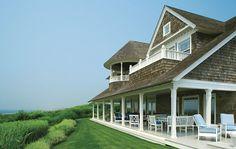 beach house, Architectural Digest