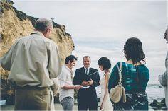 Casual Malibu Beach Elopement, El Matador Beach Wedding, Beach Wedding, Southern California Elopements