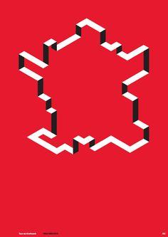 Le Kraftwerk   CycleLux Limited-edition screen print