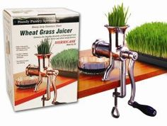 Masticating Juicer, Best juicer for wheatgrass