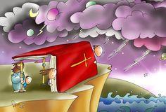 Puntadas reflexivas: La Parusia-evangelio de esperanza o fin del mundo?