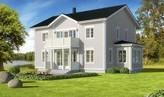 Simons Element: AMOROSO 6 h/r + k - 203.0 m² Home Fashion, Mansions, House Styles, Home Decor, Classroom, Decoration Home, Manor Houses, Room Decor, Villas
