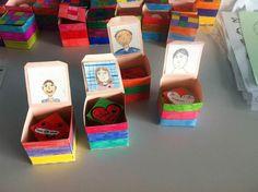 La boite d'amour pour la fête des mères - Enchantons l'école !