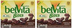Belvita Breakfast Bites Chocolate 8.8oz/pack 5 count (Pack of 2) -- Check this awesome image @ : Fresh Groceries