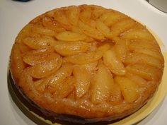 Fordított almás süti - A francia konyha művészete