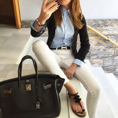 Look by @mjsicilia gorgeous!! #businesscasual #businesscasualattire #officeglam #workwear