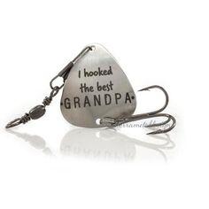 I Hooked The Best Grandpa Fishing Lure
