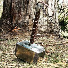 Ragnarok is here. Just got back from seeing it :) #thor #thorragnarok #loki #mjolnir #worthy #marvel #marvelcosplay #thorshammer #marvelstudios #thanos #hulk #infinitywar #avengers #avengersinfinitywar #odin #moviereview #collectibles #mycollection #mancave #godofthunder #hela #thorsday #dcvsmarvel #follow #tagforlike