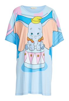 Image for Dumbo Sleep Tee from Peter Alexander