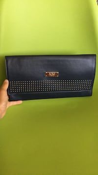 Used Navy Blue BCBG Clutch for sale in Denton - letgo Buy And Sell f39d913e6bfa4