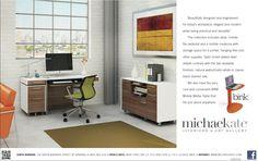 Beautifully designed and engineered furniture and lighting for today's workplace.  MichaelKate Interiors & Art Gallery, 132 Santa Barbara St, Santa Barbara, CA | (805) 963-1411
