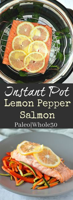 The easiest way to make salmon, and it has the most amazing texture!!