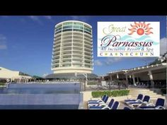 The Great Parnassus Resort & Spa. The perfect family hotel in Cancun for kids to have fun!