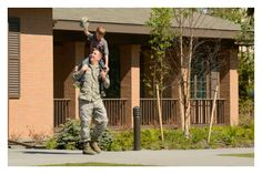 Charities to honor dads on Father's Day: Fisher Houses takes care of military families wonderfully in their time of need
