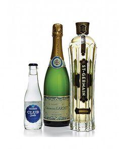 St-Germain and Champagne - Martha Stewart Recipes
