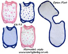 Tiny Little Star - Perfect for preemies in NICU  HDU x Just £6.95 each