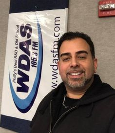 Always on the move and promoting our releases everywhere. Stopped in Philly the home of the disco sound and was up at legendary WDAS sharing the love of D-Train - When You Feel What Love Has #KPR #KarmicPowerRec #LennyFontana #DTrain #WhenYouFeelWhatLoveHas #WDAS #FM #NY #NewYork #Top40 #Radio #Rotation #Philly #R&B #OldSchool