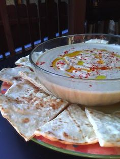 Armenian Hummus, teaching my self to Armenian dishes! Really should know more about my culture especially for my girls.