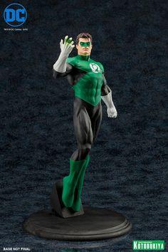 Kotobukiya adds Green Lantern to their Elite ARTFX Statue Line - The Blog of OA