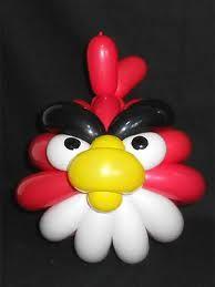 Angry Bird Twist Balloon
