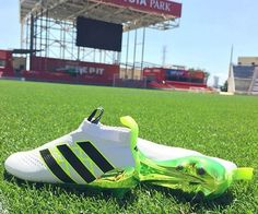 White Adidas Ace 16+ PureControl 2016 Speed of Light Boots Released - Footy Headlines
