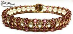 Pearl Bracelet, Beaded Bracelets, Jewelry Making Classes, Division, Calendar, Pearls, Pearl Bracelets, Beads, Life Planner
