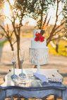 Santa Ynez Wedding Photo Shoot by Mark Brooke Photography + Rani   Style Me Pretty