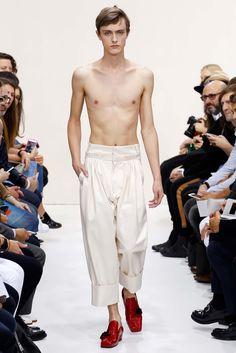 J.W.Anderson Spring 2016 Menswear Fashion Show - Jesper Trip