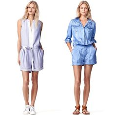 This season we have a selection of airy soft cotton and silk jumpsuits, perfect for warm days in the city or on vacation. Which one is your favorite? www.hunkydory.com #hunkydory #ss15 #hunkydoryss15 Silk Jumpsuit, Which One Are You, Ss 15, Your Favorite, The Selection, Rompers, Seasons, Shirt Dress, Warm