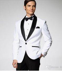 4d02f9270 Custom made Slim Fit Groom Tuxedos Royal Blue man Suit Notch Lapel  Groomsman Men Wedding Suits Bridegroom(Jacket+Pants+Bowtie). NoviosTrajes De  ...