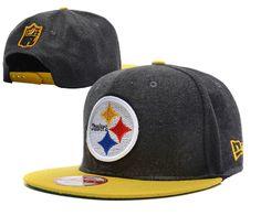 NFL Pittsburgh Steelers Snapback Hat (11)  da358db1d852
