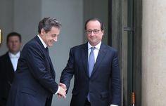Présidentielle 2017: Hollande dénonce «l'appât de l'argent» chez Sarkozy (mais il voterait pour lui face à Le Pen) ELECTION « Il ne fait pas le partage entre ce qui est possible et ce qui n'est pas possible, le légal et le non-légal, le décent et le non-décent », lâche le Président au sujet de l'ex-chef de l'Etat…