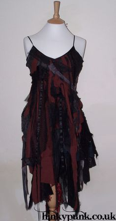 inspiration for witch costume
