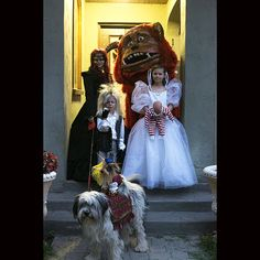 Labyrinth Family Costume di Deconstructress su Etsy