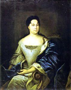 Свет. кн. Дарья Михайловна Меншикова, ур. Арсеньева (1682 – 1728)